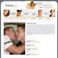 Schwulen Telefonsex