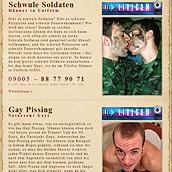 Geiler Gay Telefonsex